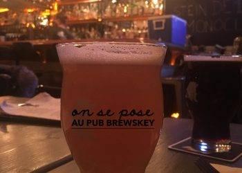 PVT Canada : Bière Pub BreWskey Montréal