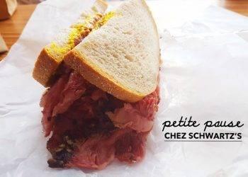 PVT Canada : schwartz's smoked meat Montréal Bonne adresse
