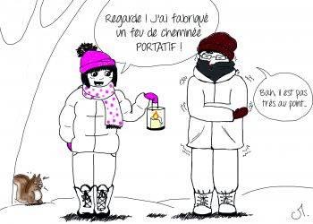 PVT Canada : L'hiver à Montréal
