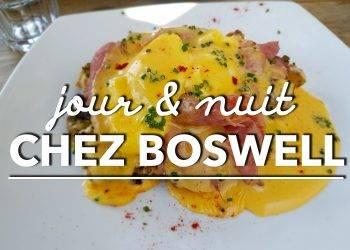Montréal Brasserie Boswell