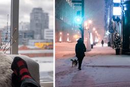 7 idées pour se réchauffer à Montréal par -25°C