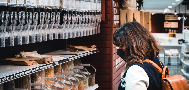 épicerie vrac à Montréal